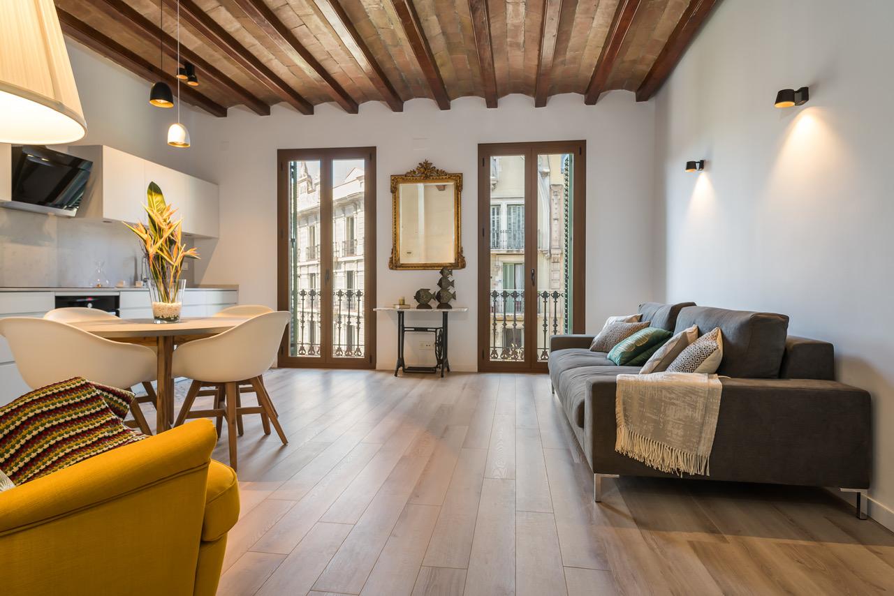 Precioso piso en venta en Aribau, en Barcelona