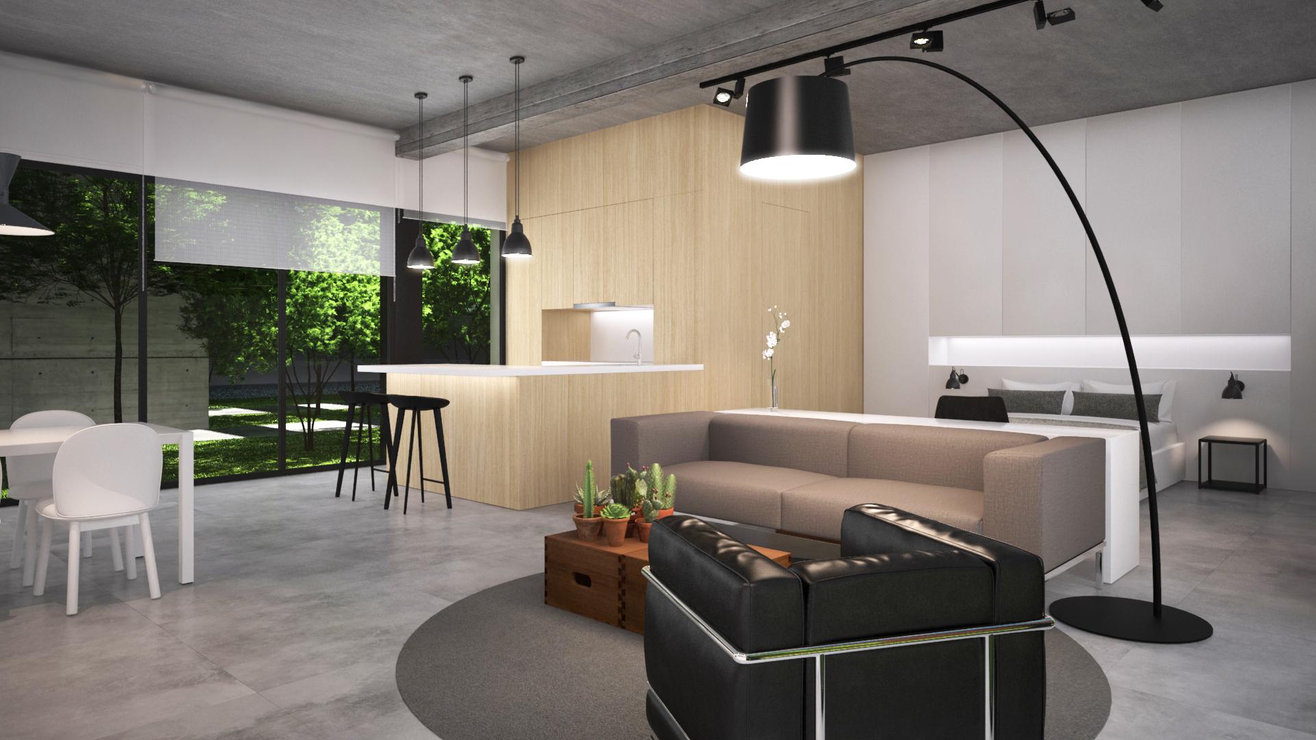 Nouvelle promotion d'appartements au Poble Sec, Barcelona